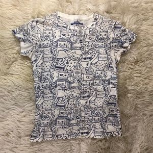 """Threadless """"The Party"""" Tee"""
